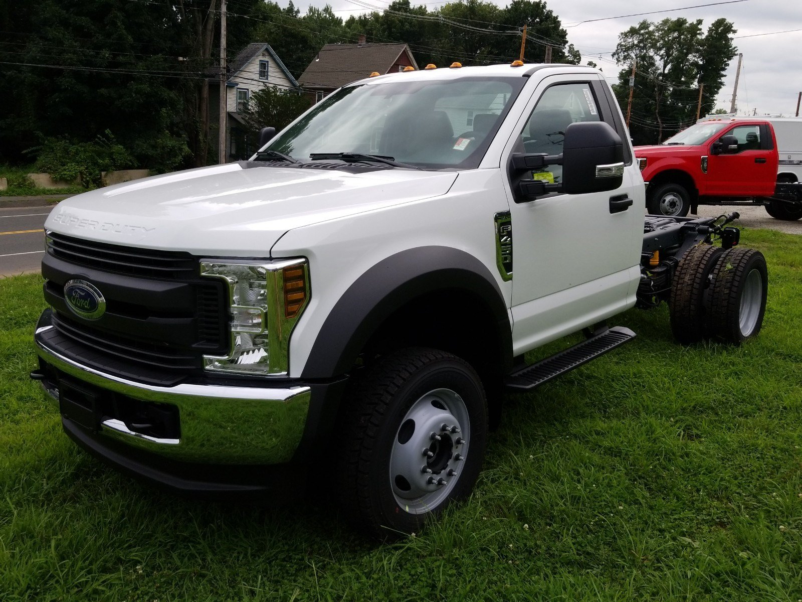 2019 F-450 Regular Cab DRW 4x4,  Cab Chassis #S7006 - photo 5