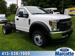 2019 F-450 Regular Cab DRW 4x4,  Cab Chassis #S7006 - photo 1