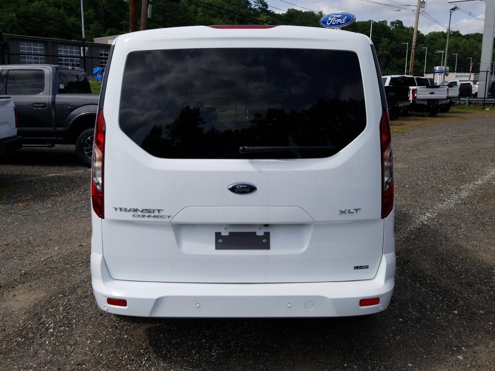 2019 Transit Connect 4x2,  Passenger Wagon #S7012 - photo 3