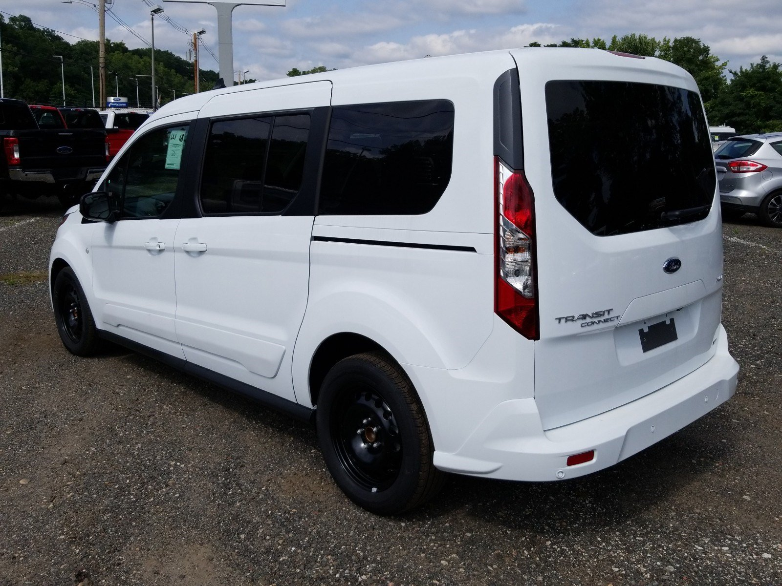 2019 Transit Connect 4x2,  Passenger Wagon #S7012 - photo 2
