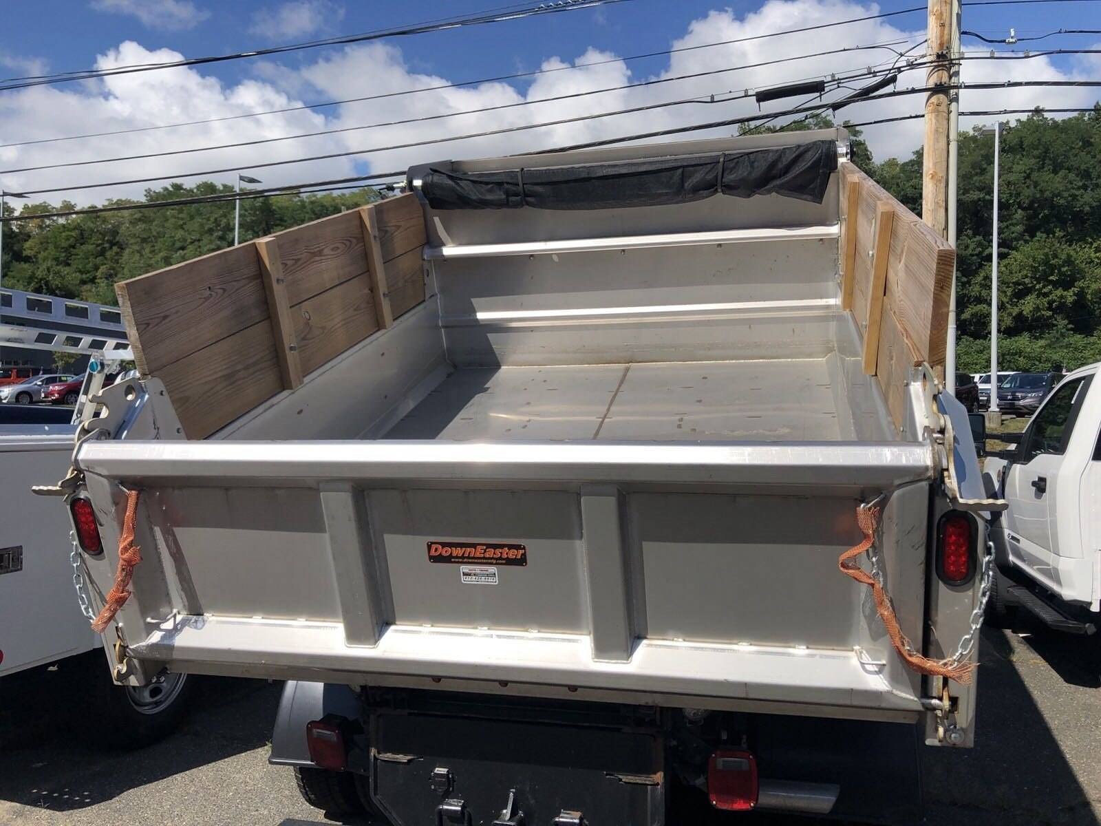 2019 F-450 Regular Cab DRW 4x4,  DownEaster Dump Body #S7030 - photo 4