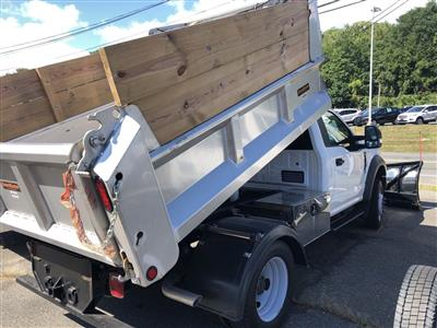 2019 F-450 Regular Cab DRW 4x4,  DownEaster Dump Body #S7030 - photo 2