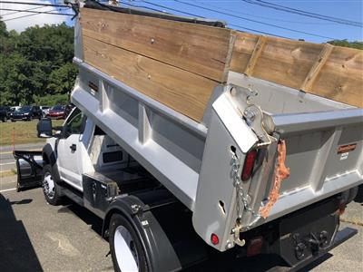 2019 F-450 Regular Cab DRW 4x4,  DownEaster Dump Body #S7030 - photo 5