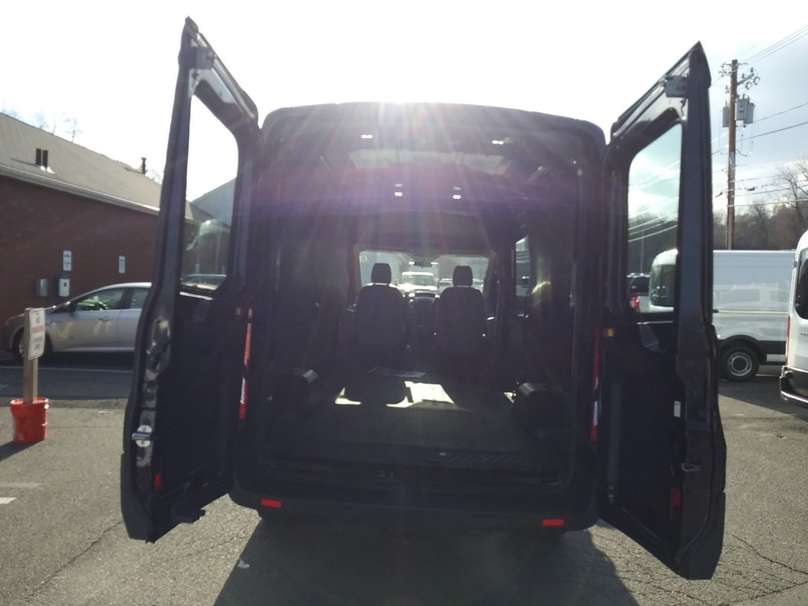 2015 Transit 350,  Empty Cargo Van #S7066A - photo 11