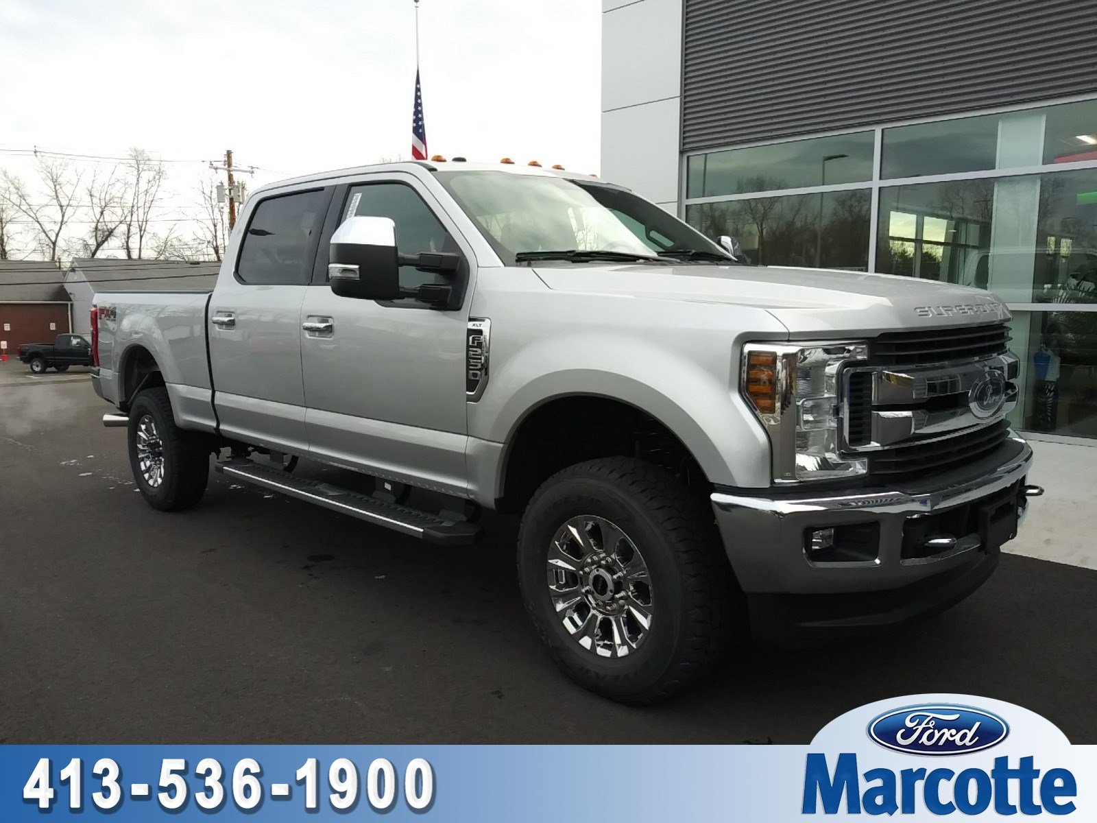 2019 F-250 Crew Cab 4x4,  Pickup #S7150 - photo 1