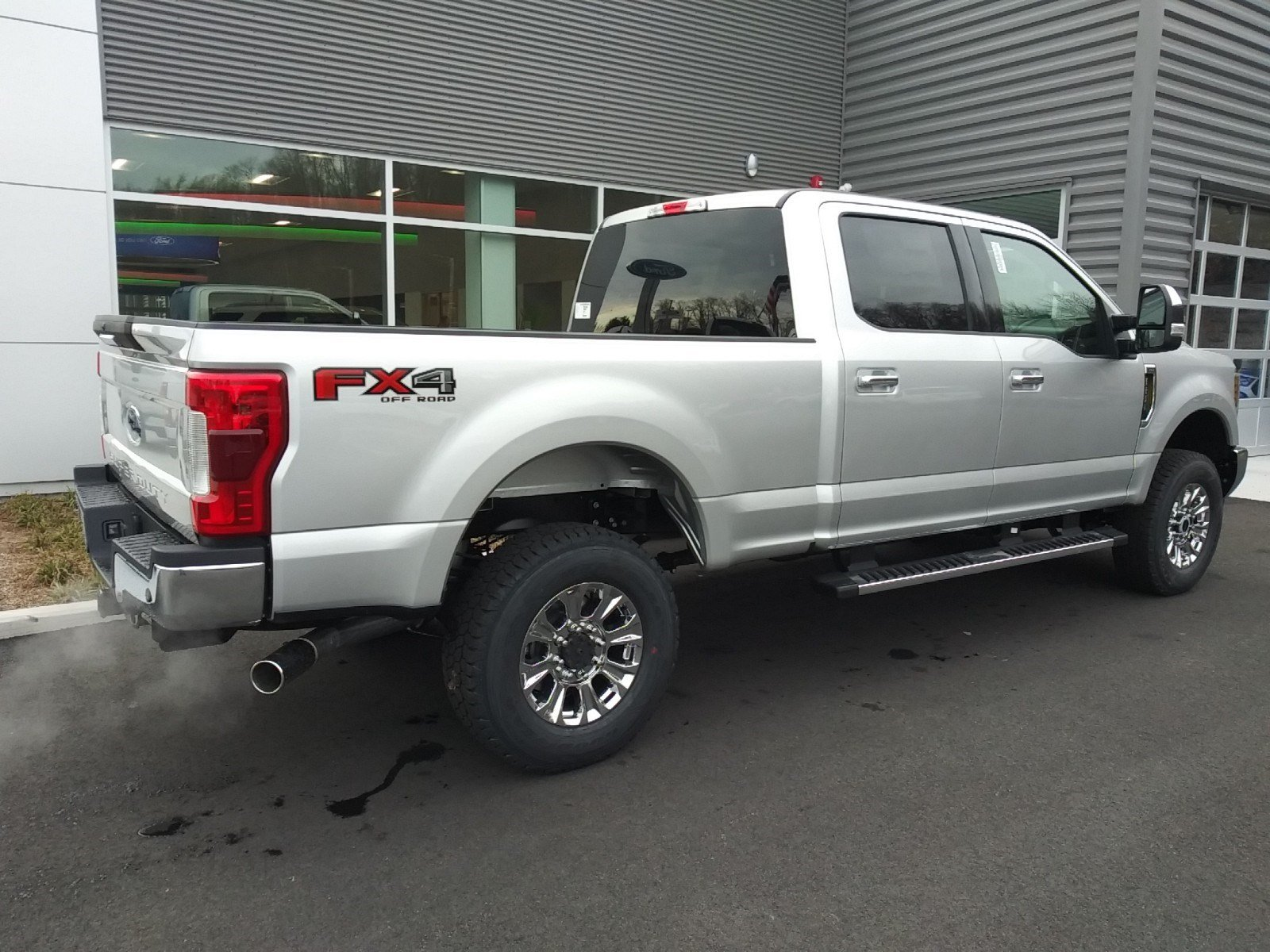 2019 F-250 Crew Cab 4x4,  Pickup #S7150 - photo 2