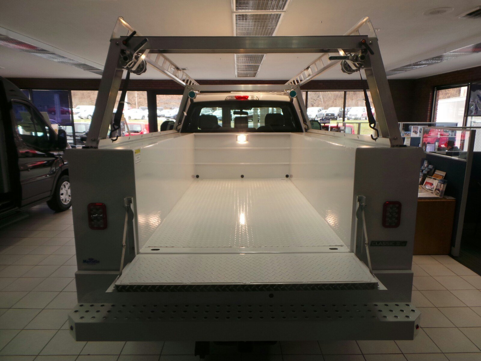 2019 F-350 Regular Cab 4x4,  Reading Classic II Aluminum  Service Body #S7183 - photo 16
