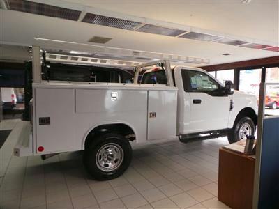 2019 F-350 Regular Cab 4x4,  Reading Classic II Aluminum  Service Body #S7183 - photo 2