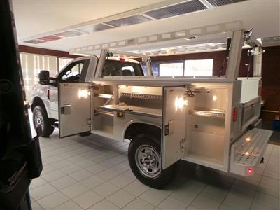 2019 F-350 Regular Cab 4x4,  Reading Classic II Aluminum  Service Body #S7183 - photo 12