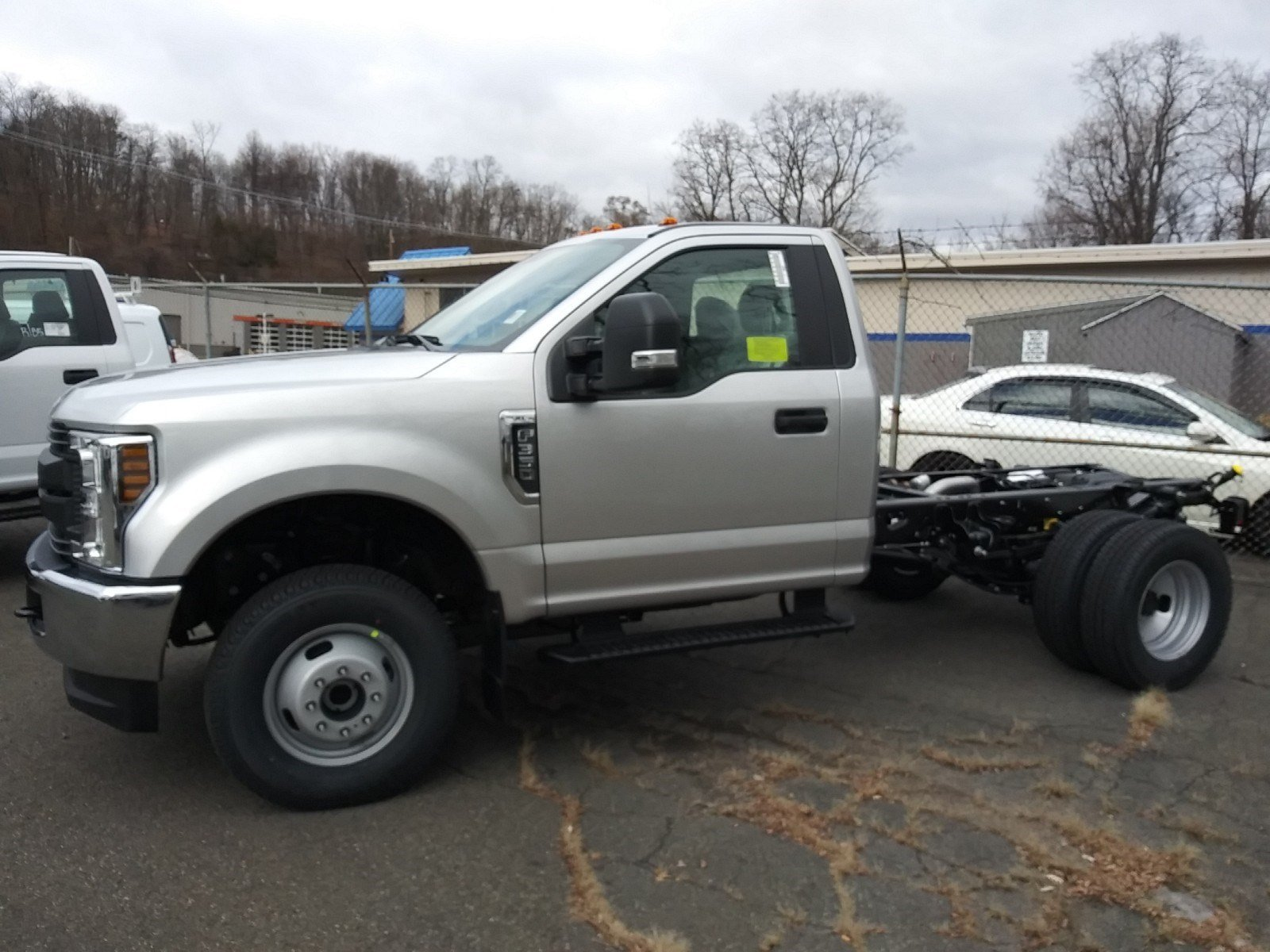 2019 F-350 Regular Cab DRW 4x4,  Cab Chassis #S7195 - photo 3