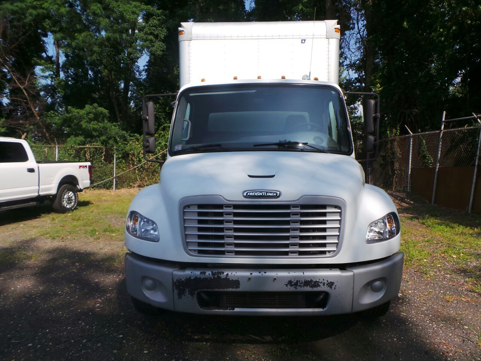 2010 Freightliner Truck 4x2,  Morgan Dry Freight #S7268A - photo 6