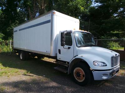 2010 Freightliner Truck 4x2,  Morgan Dry Freight #S7268A - photo 5