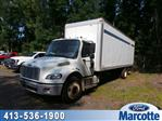 2010 Freightliner Truck 4x2,  Morgan Dry Freight #S7268A - photo 1