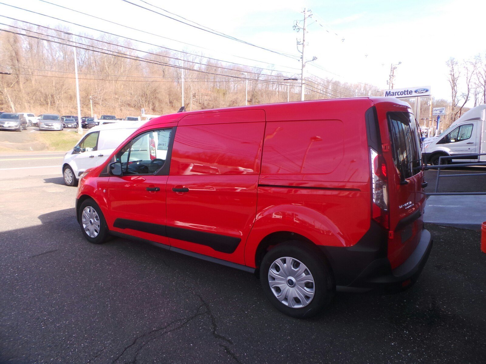 2019 Transit Connect 4x2,  Empty Cargo Van #S7273 - photo 5