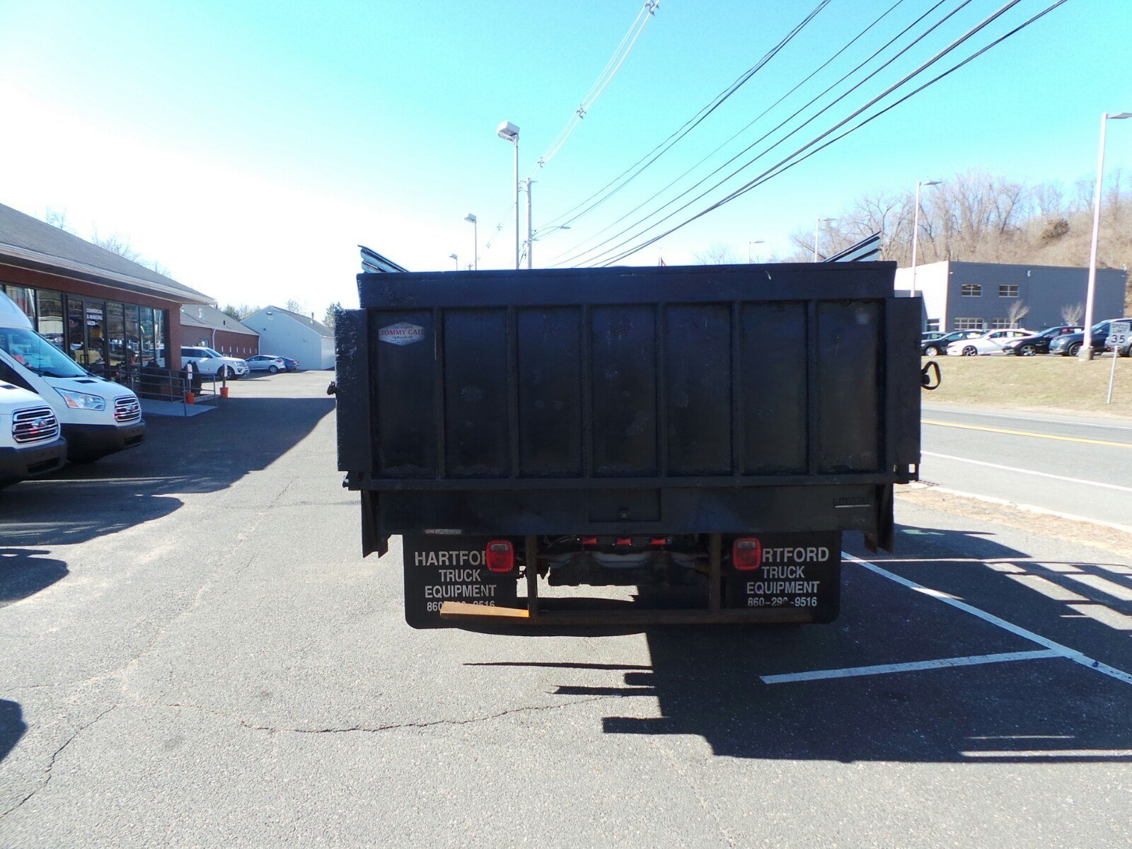 2013 F-550 Regular Cab DRW 4x4,  Stake Bed #S7418A - photo 3