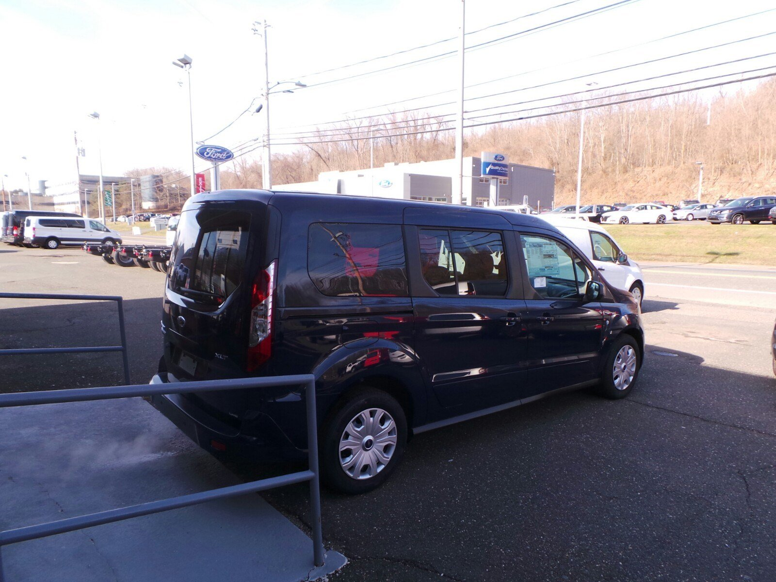 2019 Transit Connect 4x2,  Passenger Wagon #S7519 - photo 1