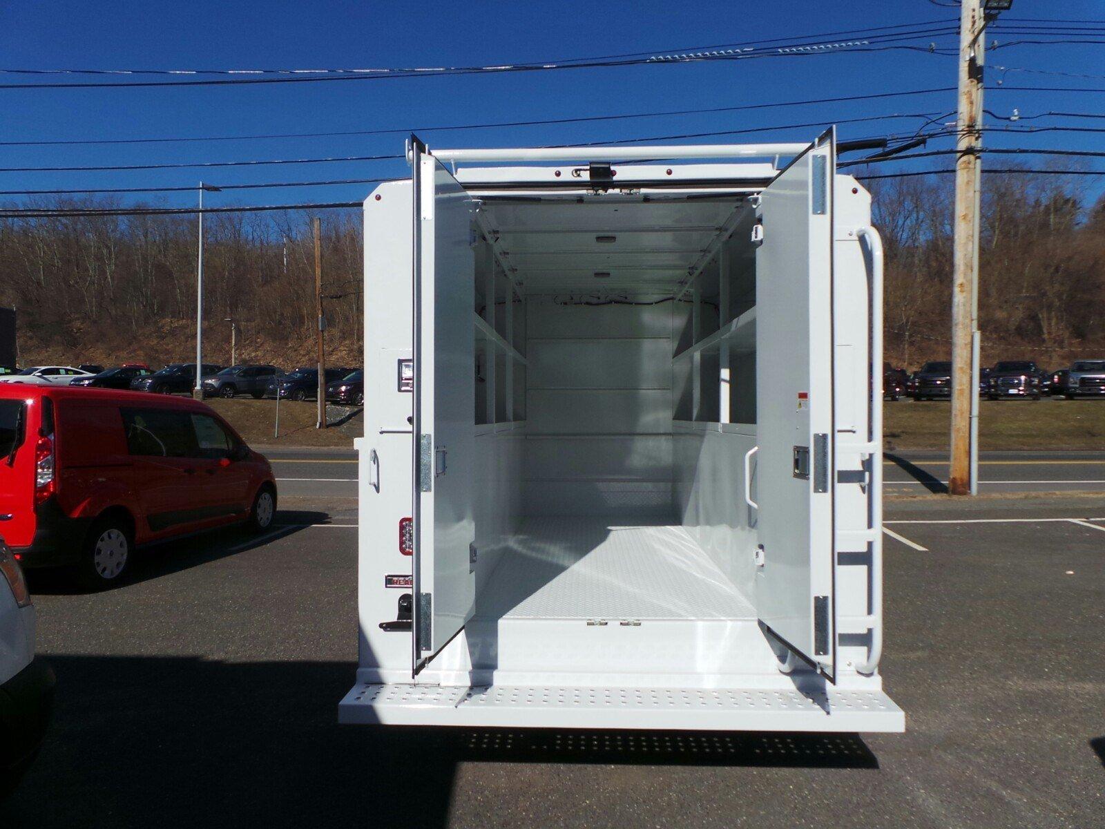 2019 Transit 350 4x2,  Reading Aluminum CSV Service Utility Van #S7648 - photo 10