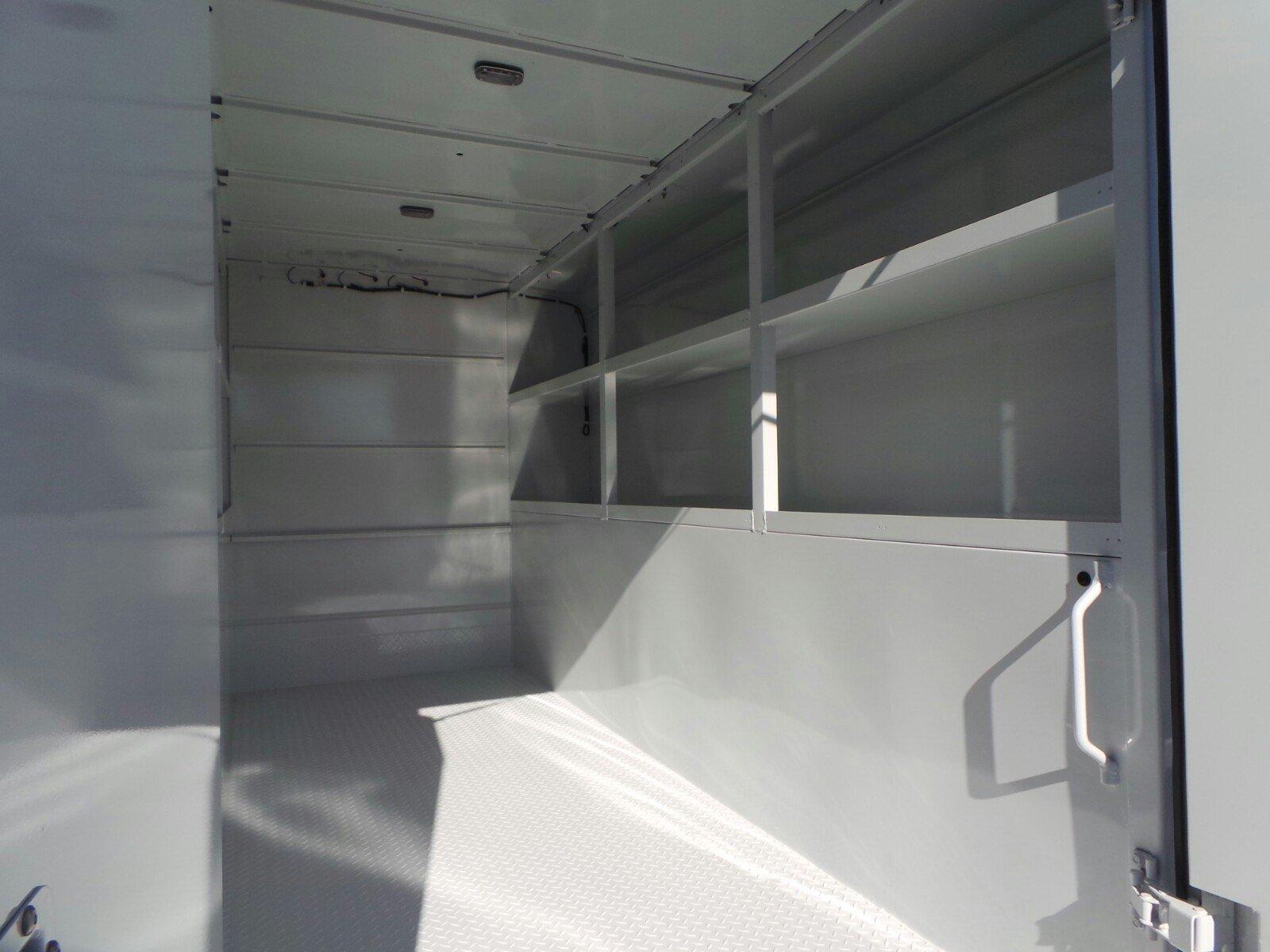 2019 Transit 350 4x2,  Reading Aluminum CSV Service Utility Van #S7648 - photo 12