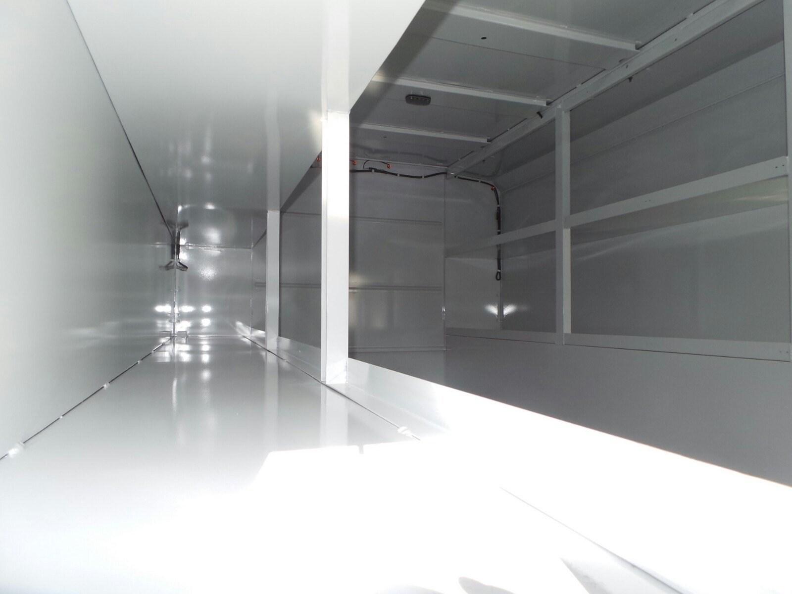 2019 Transit 350 4x2,  Reading Aluminum CSV Service Utility Van #S7648 - photo 14