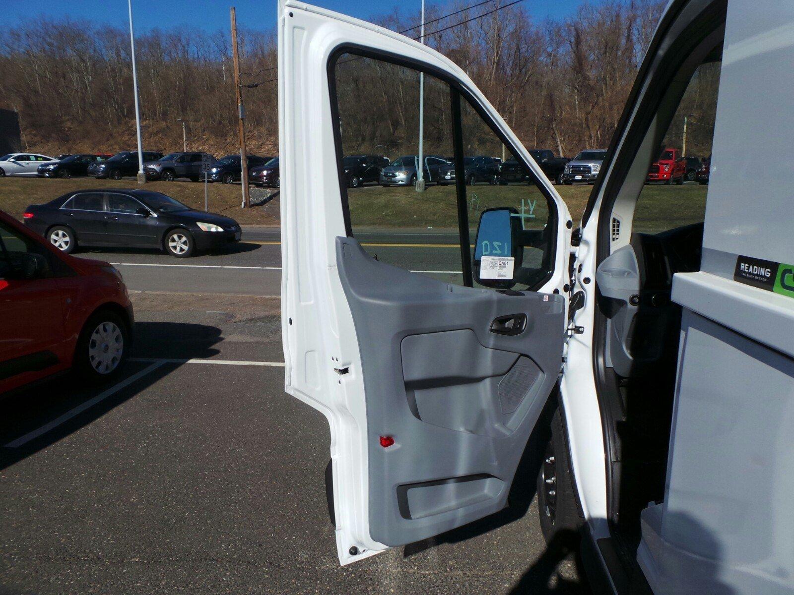2019 Transit 350 4x2,  Reading Aluminum CSV Service Utility Van #S7648 - photo 15