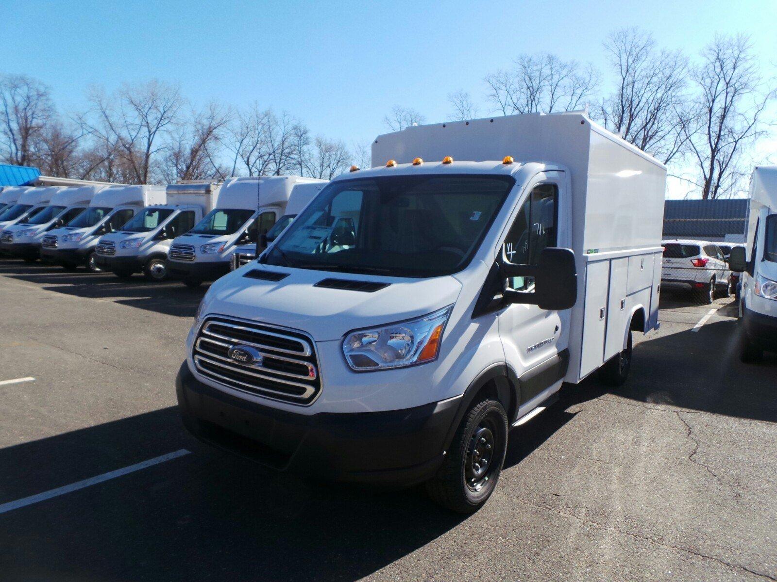 2019 Transit 350 4x2,  Reading Aluminum CSV Service Utility Van #S7648 - photo 5