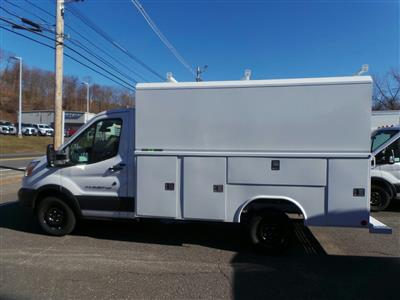 2019 Transit 350 4x2,  Reading Aluminum CSV Service Utility Van #S7648 - photo 4