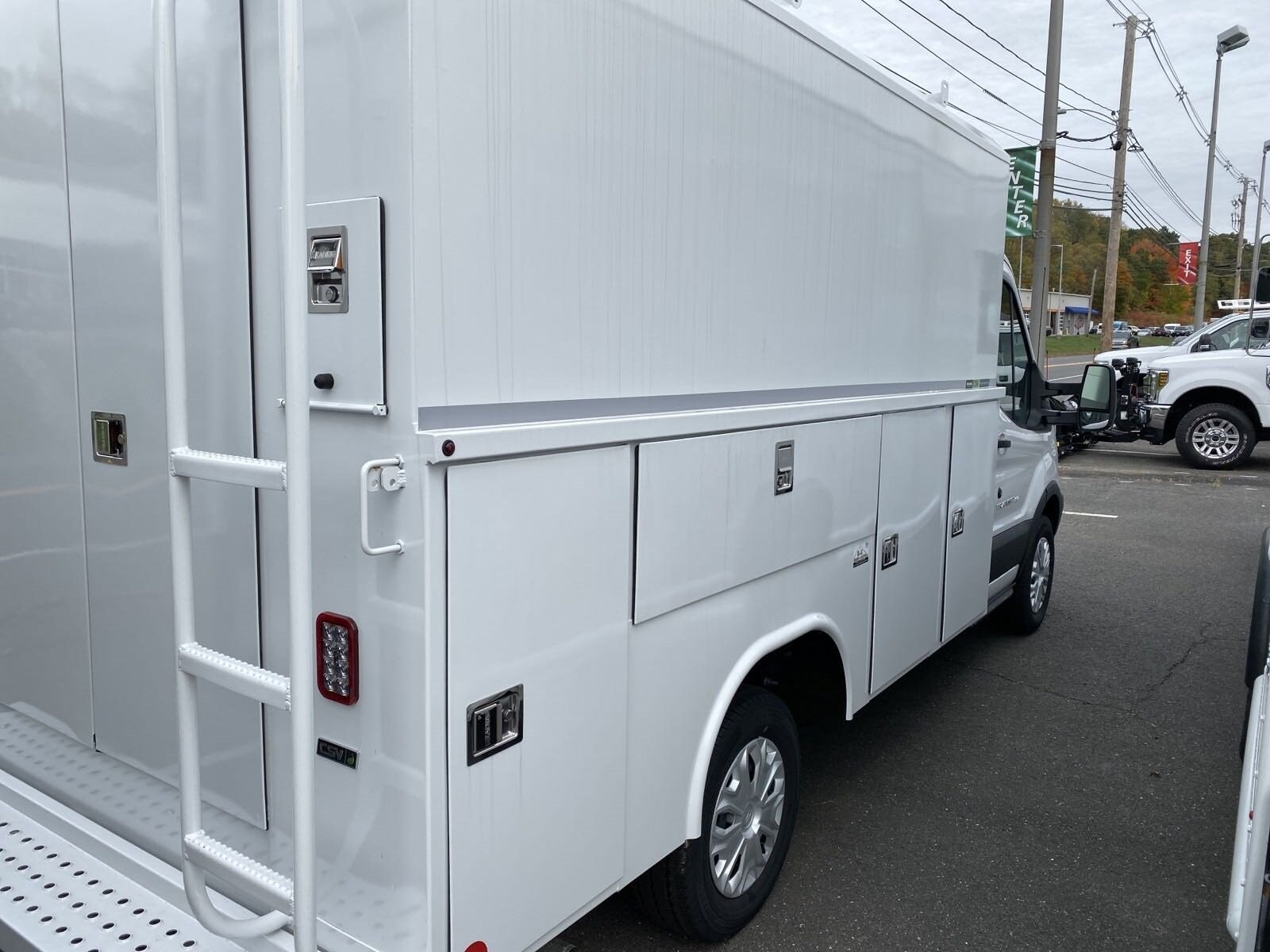 2019 Transit 350 4x2,  Cab Chassis #S7773 - photo 6