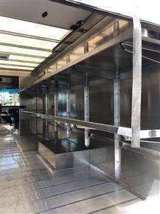 2019 E-450 4x2,  Morgan Olson P1000 Step Van / Walk-in #S7833 - photo 13
