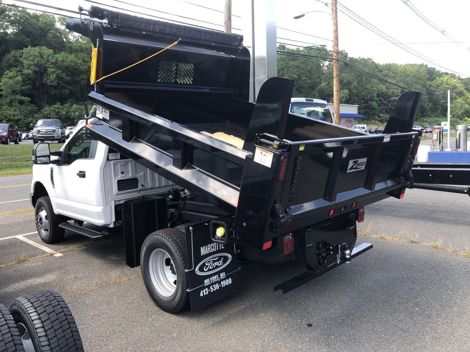 2019 F-350 Regular Cab DRW 4x4,  Rugby Z-Spec Dump Body #ST016 - photo 4