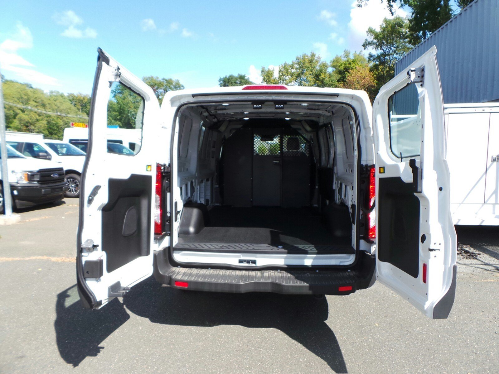 2019 Transit 250 Low Roof 4x2,  Empty Cargo Van #ST026 - photo 13