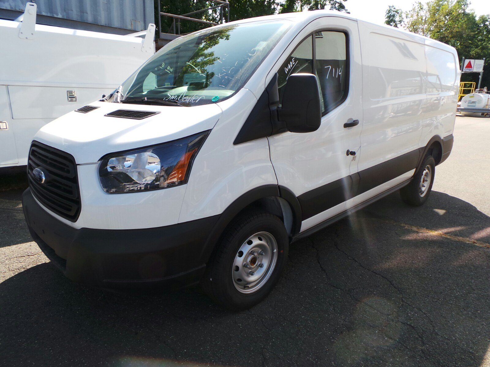2019 Transit 250 Low Roof 4x2,  Empty Cargo Van #ST026 - photo 1