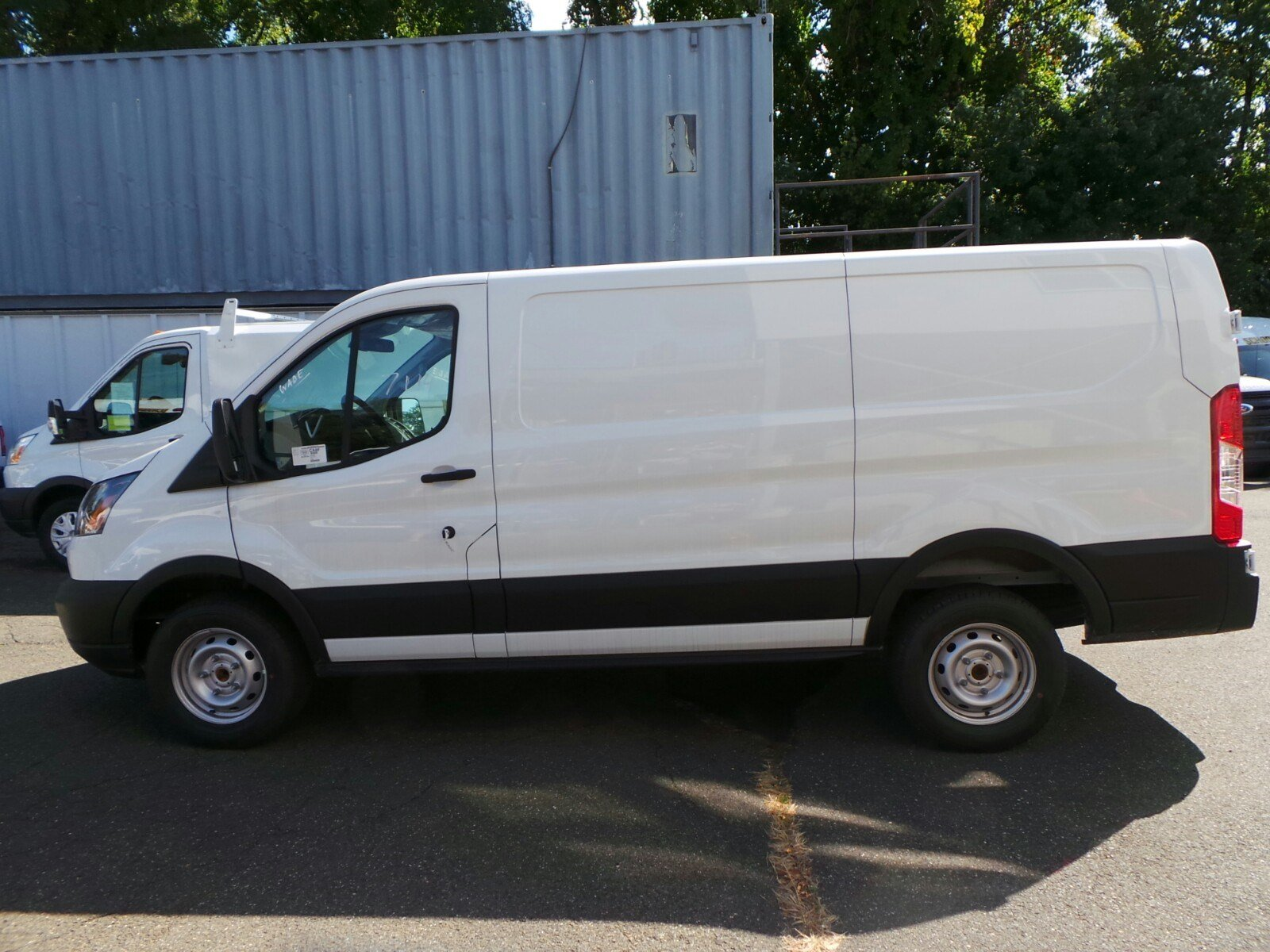 2019 Transit 250 Low Roof 4x2,  Empty Cargo Van #ST026 - photo 4