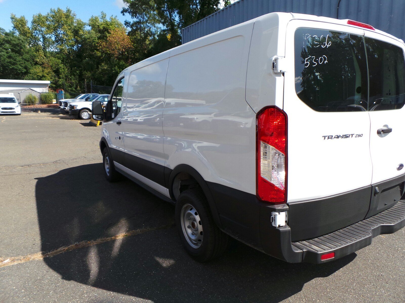 2019 Transit 250 Low Roof 4x2,  Empty Cargo Van #ST026 - photo 5