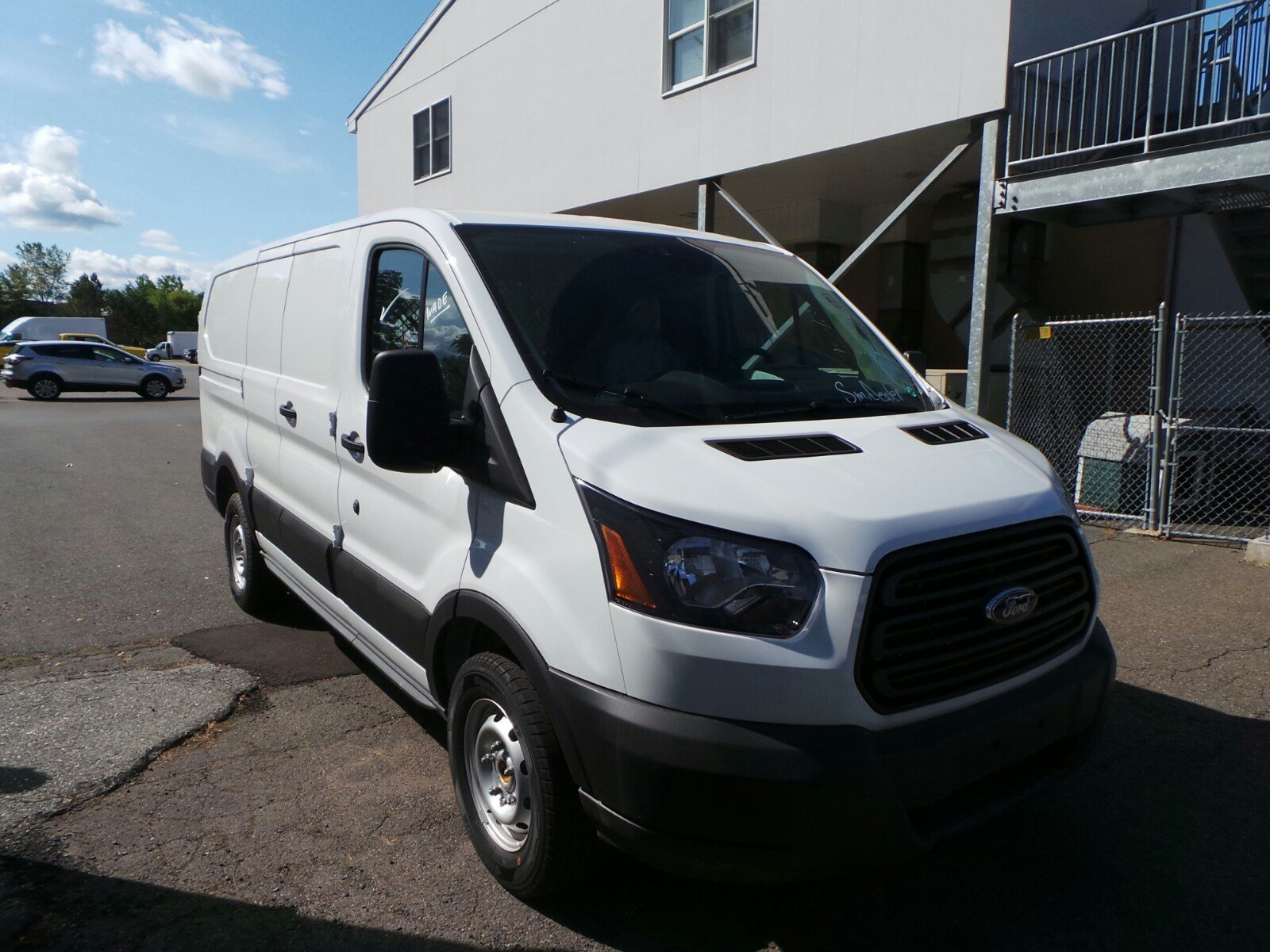 2019 Transit 250 Low Roof 4x2,  Empty Cargo Van #ST026 - photo 9