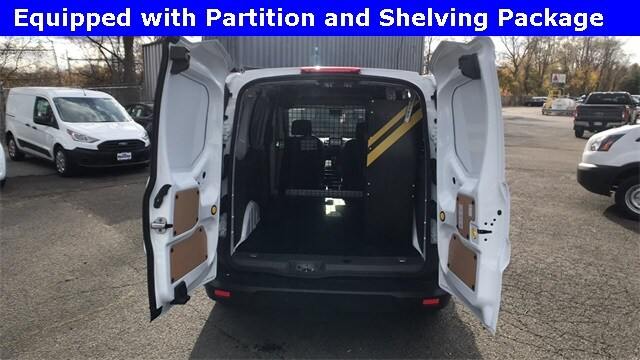 2020 Ford Transit Connect, Ranger Design Upfitted Cargo Van #T7039 - photo 1
