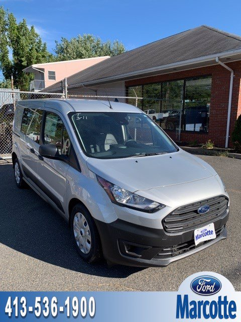 2020 Ford Transit Connect FWD, Empty Cargo Van #T7409 - photo 1