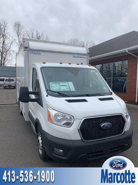2020 Ford Transit 350 HD DRW 4x2, Dejana Service Utility Van #TK146 - photo 1