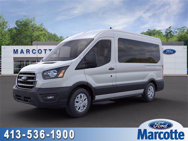 2020 Ford Transit 150 Med Roof 4x2, Passenger Wagon #TK166 - photo 1