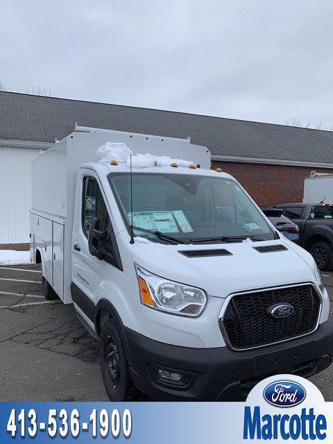 2020 Ford Transit 350 4x2, Reading Service Body #TK207 - photo 1