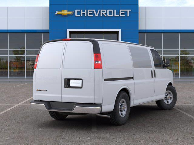 2020 Chevrolet Express 2500 4x2, Empty Cargo Van #40416 - photo 1