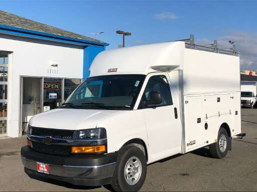 2019 Chevrolet Express 3500 4x2, Supreme Cutaway #K3794 - photo 1