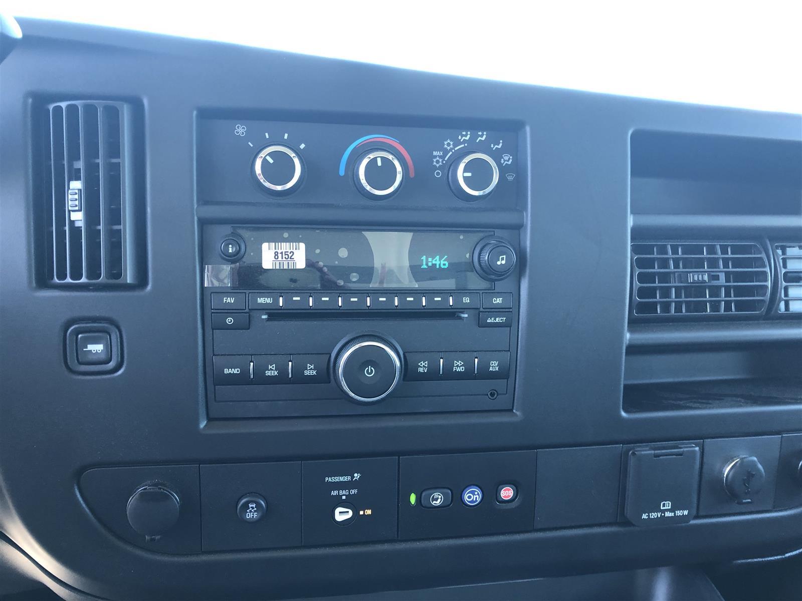 2020 Chevrolet Express 3500 RWD, Supreme Spartan Service Utility Van #K3963 - photo 8