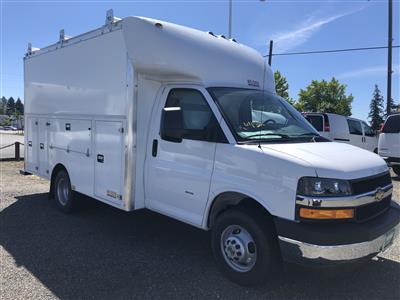 2020 Chevrolet Express 3500 RWD, Supreme Spartan Service Utility Van #K3963 - photo 3