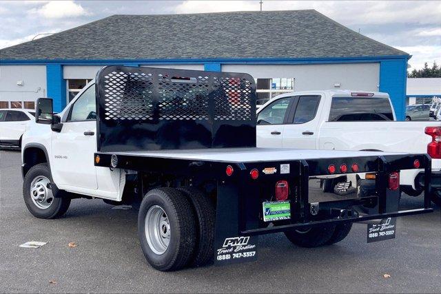 2020 Chevrolet Silverado 3500 Regular Cab 4x2, Scelzi Platform Body #K4062 - photo 1