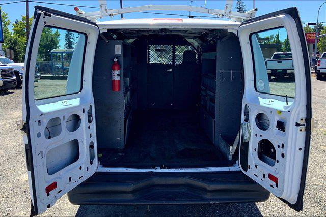 2013 Ford E-150 4x2, Upfitted Cargo Van #K4176A - photo 1