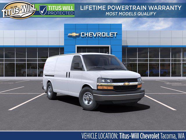 2021 Chevrolet Express 2500 4x2, Empty Cargo Van #K4181 - photo 1