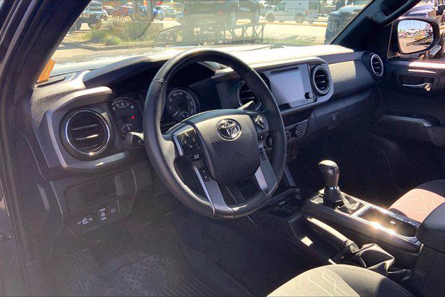 2019 Toyota Tacoma Double Cab 4x2, Pickup #NG7707A - photo 1