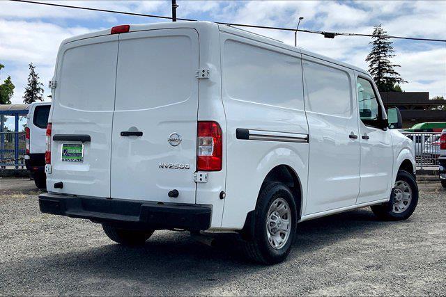 2018 Nissan NV2500 Standard Roof 4x2, Empty Cargo Van #NM8322 - photo 1