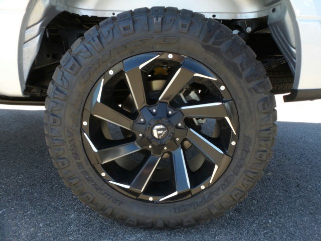 2017 F-150 SuperCrew Cab 4x4, Pickup #175269 - photo 5
