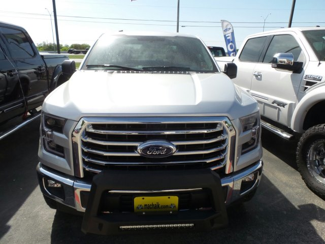 2017 F-150 SuperCrew Cab 4x4, Pickup #175269 - photo 16